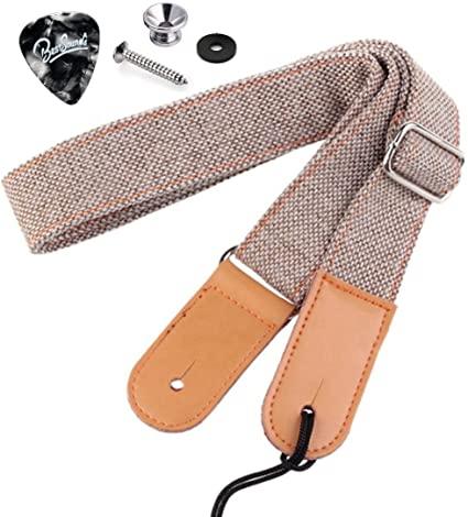 Rinastore Ukulele Genuine Leather Strap