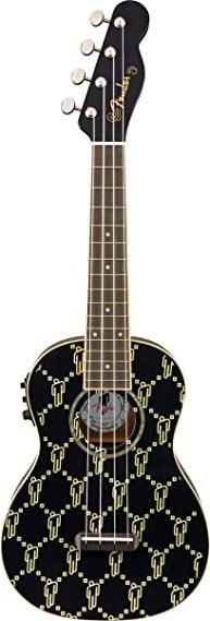 Fender Billie Eilish Signature 2-in-1 Ukulele