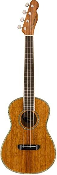 Fender Montecito Solid Koa Tenor Ukulele