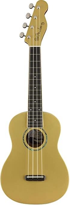Fender Zuma Classic Concert Ukulele (Aztec Gold)