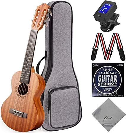 Ranch 6-string Guitalele for Kids & Adults
