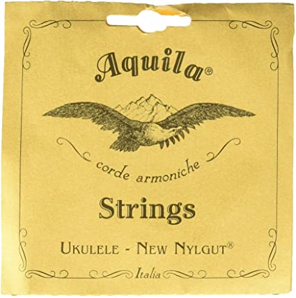 Aquila Corde Armoniche New Nylgut Ukulele Strings