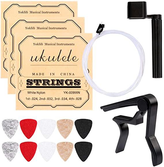 Yoklili Ukulele Strings